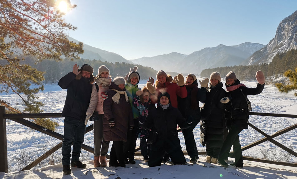 Winter tour in Altai «Siberian hollidays»